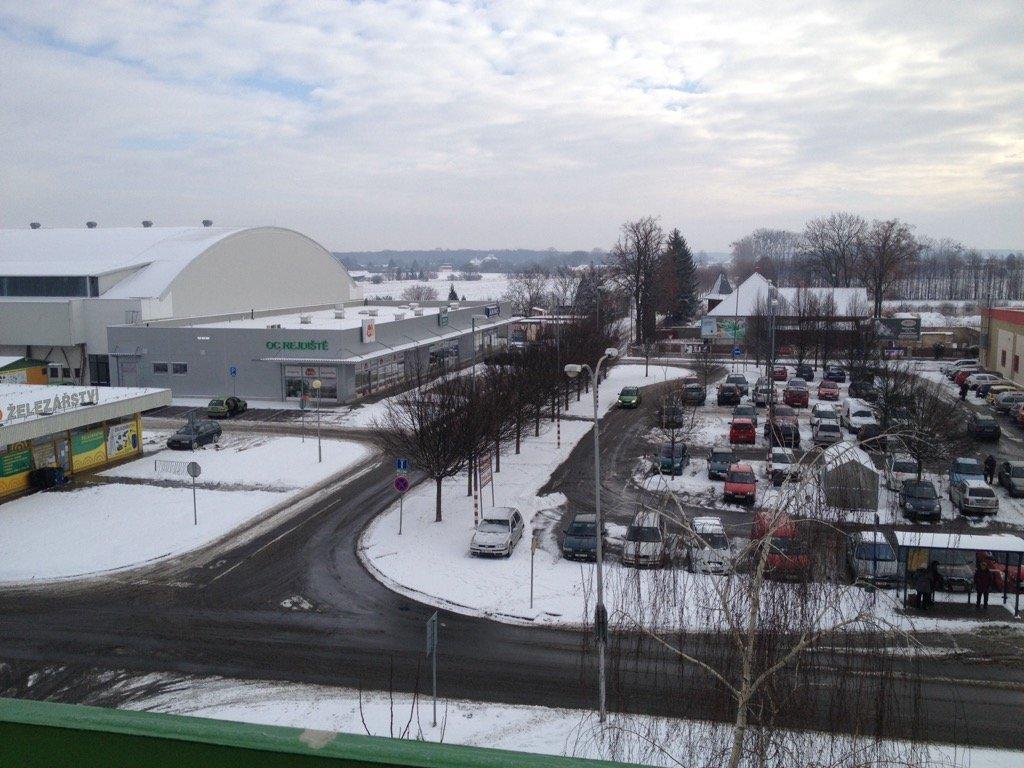 Počasí Kroměříž
