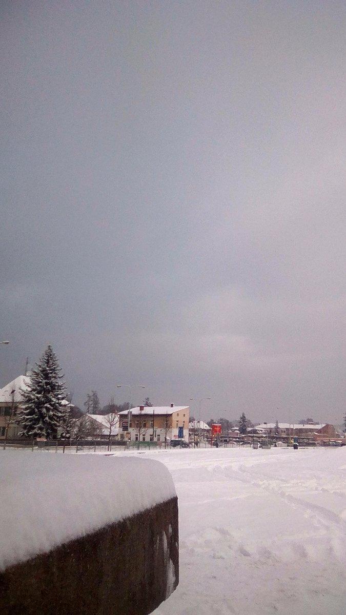 Počasí Šumperk