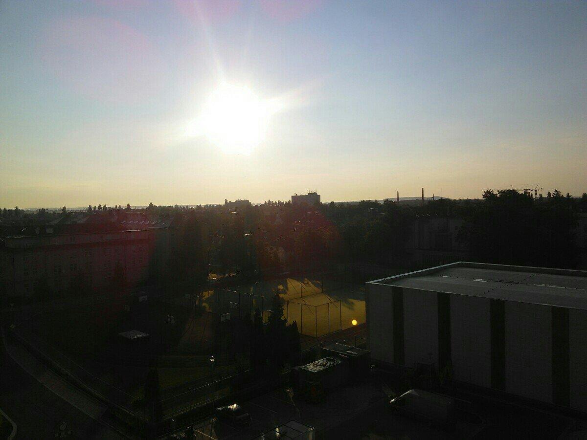 Počasí Poděbrady