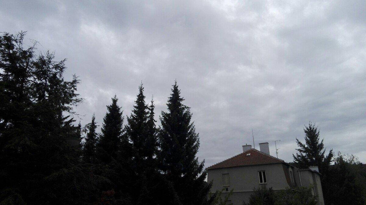 Počasí Brno - Pisárky