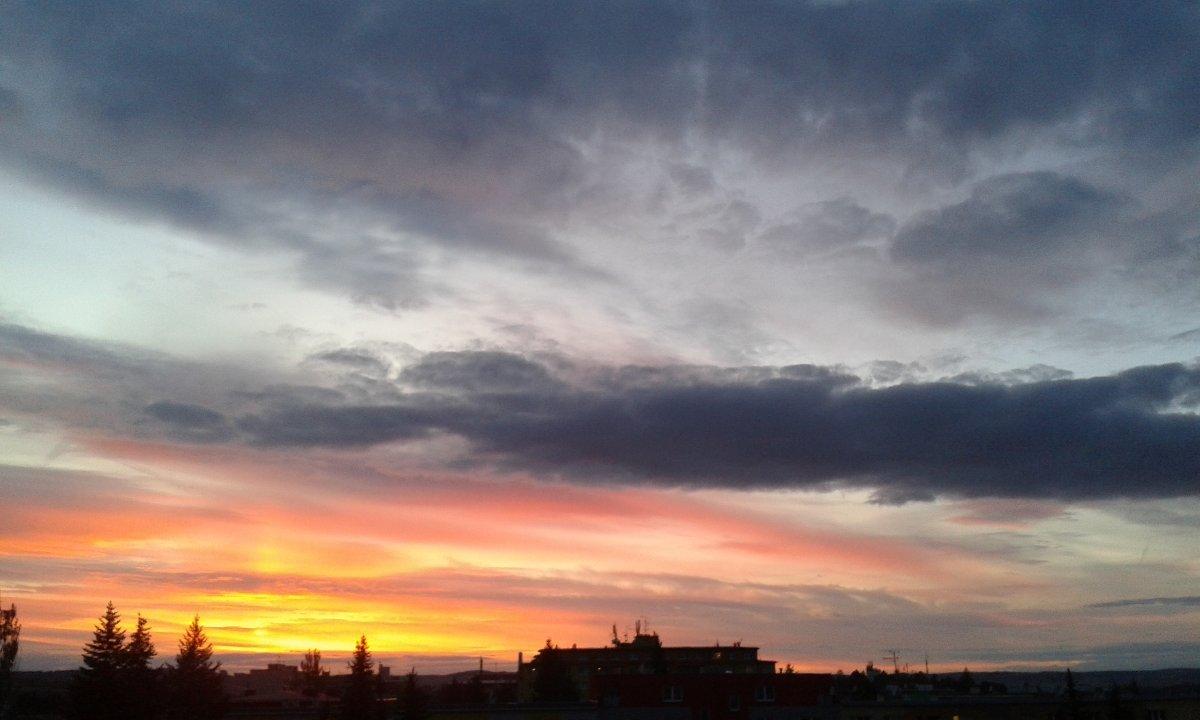 Počasí Třebíč Horka-Domky