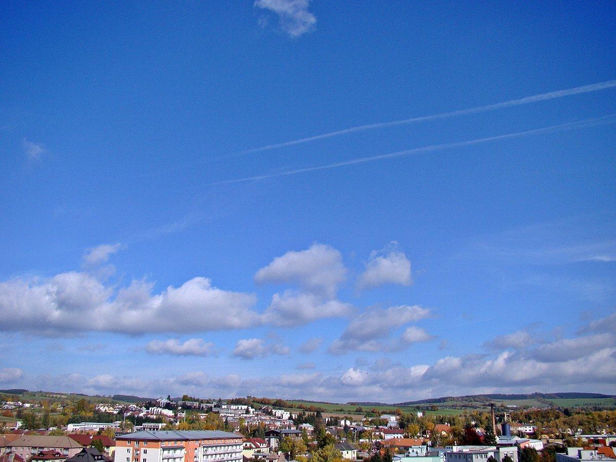 Počasí Nové Město na Moravě
