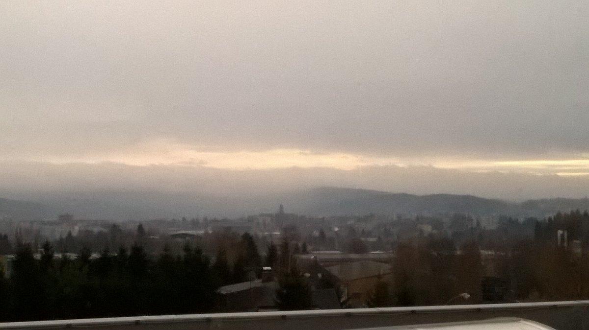 Počasí Jablonec nad Nisou