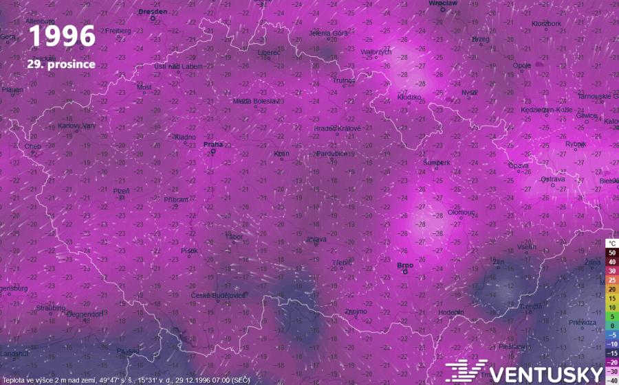 Arktické mrazy