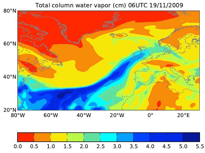 Atmosférická řeka