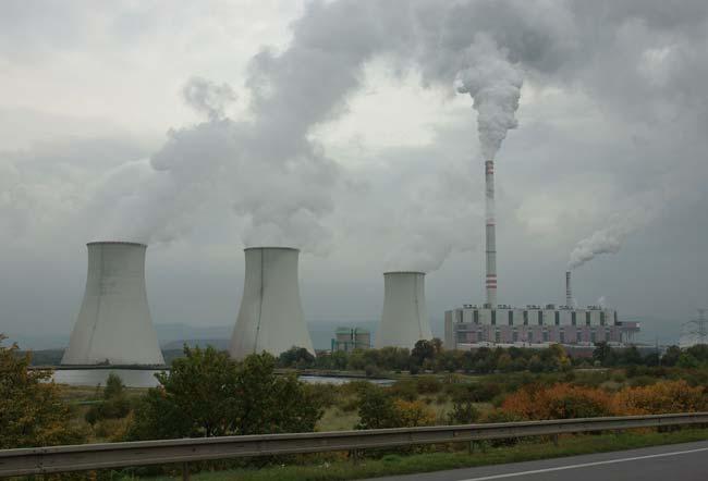 Teplené elektrárny