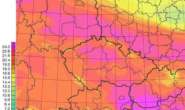 O víkendu nás čeká rekordní teplo