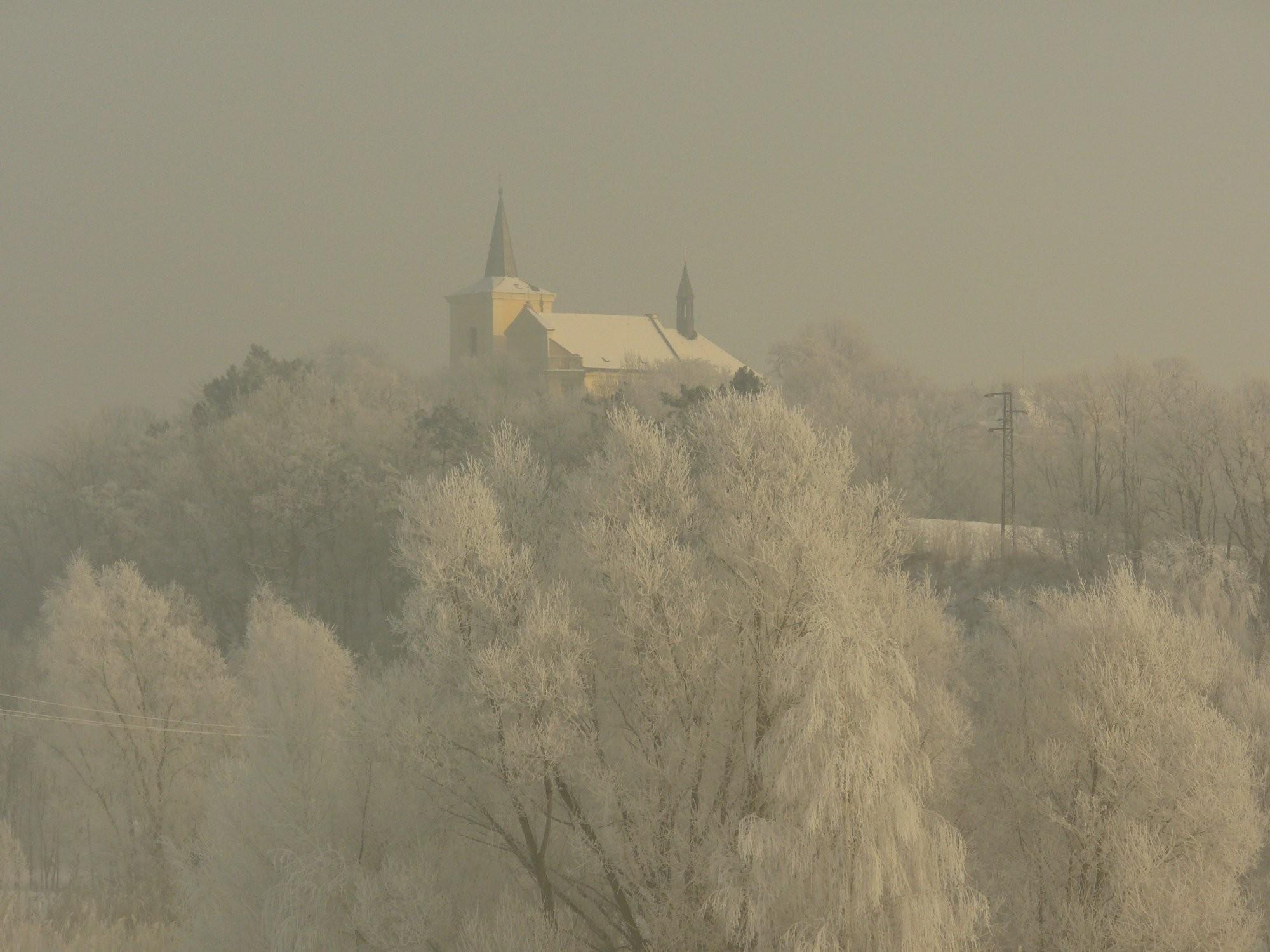 Síla zimy