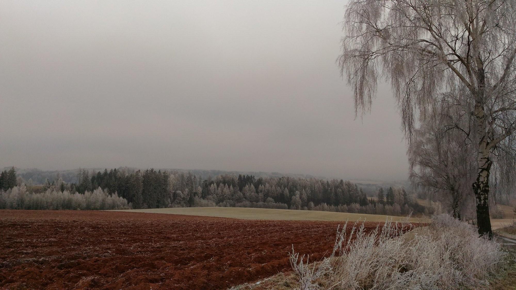 Kouzlo zimy na Silvestra