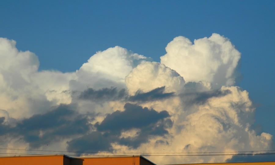 Bouřková oblaka