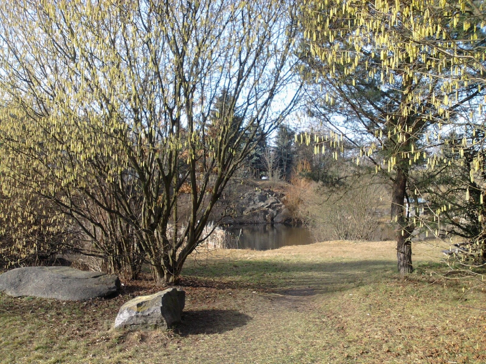 v Klatovech už se blíží jaro