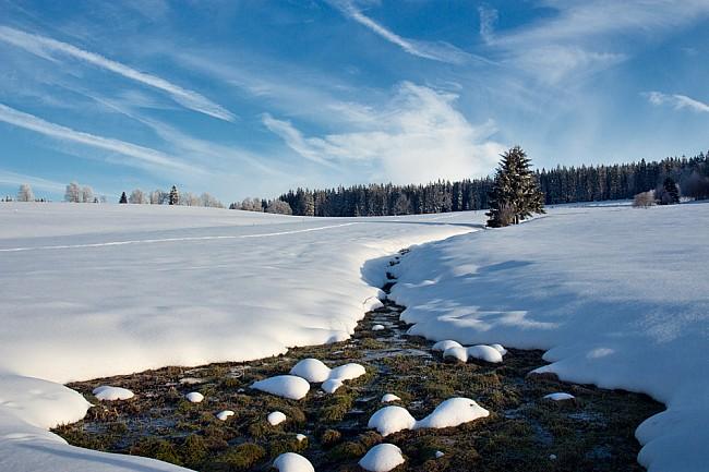 Sněhová pokrývka