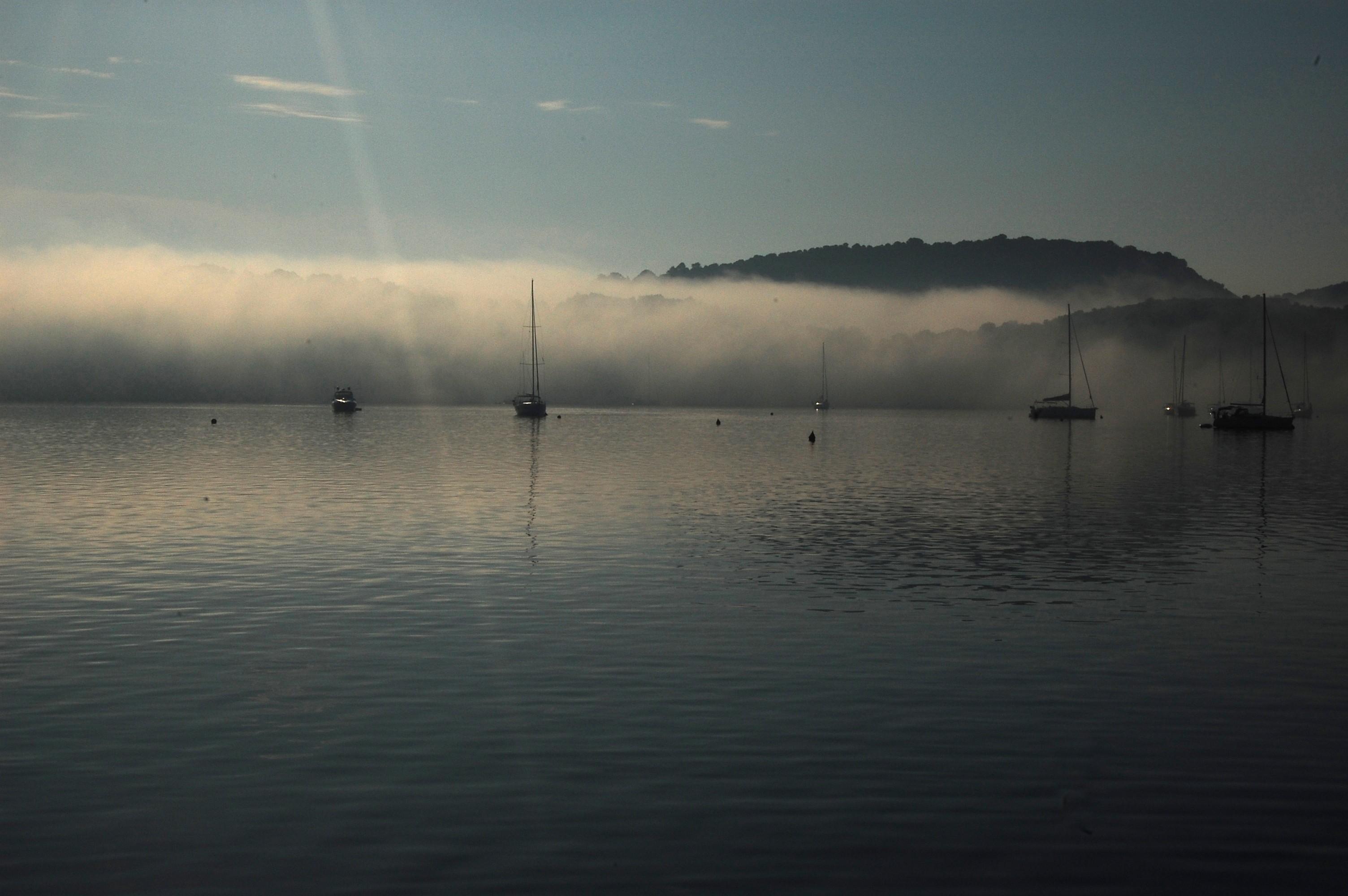 Mlha na Jadranu