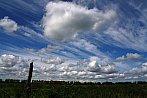 Cirrus a cumulus, ostrov Rügen