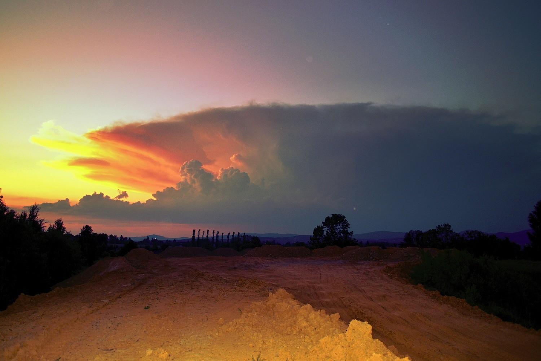 Barvy bouřky
