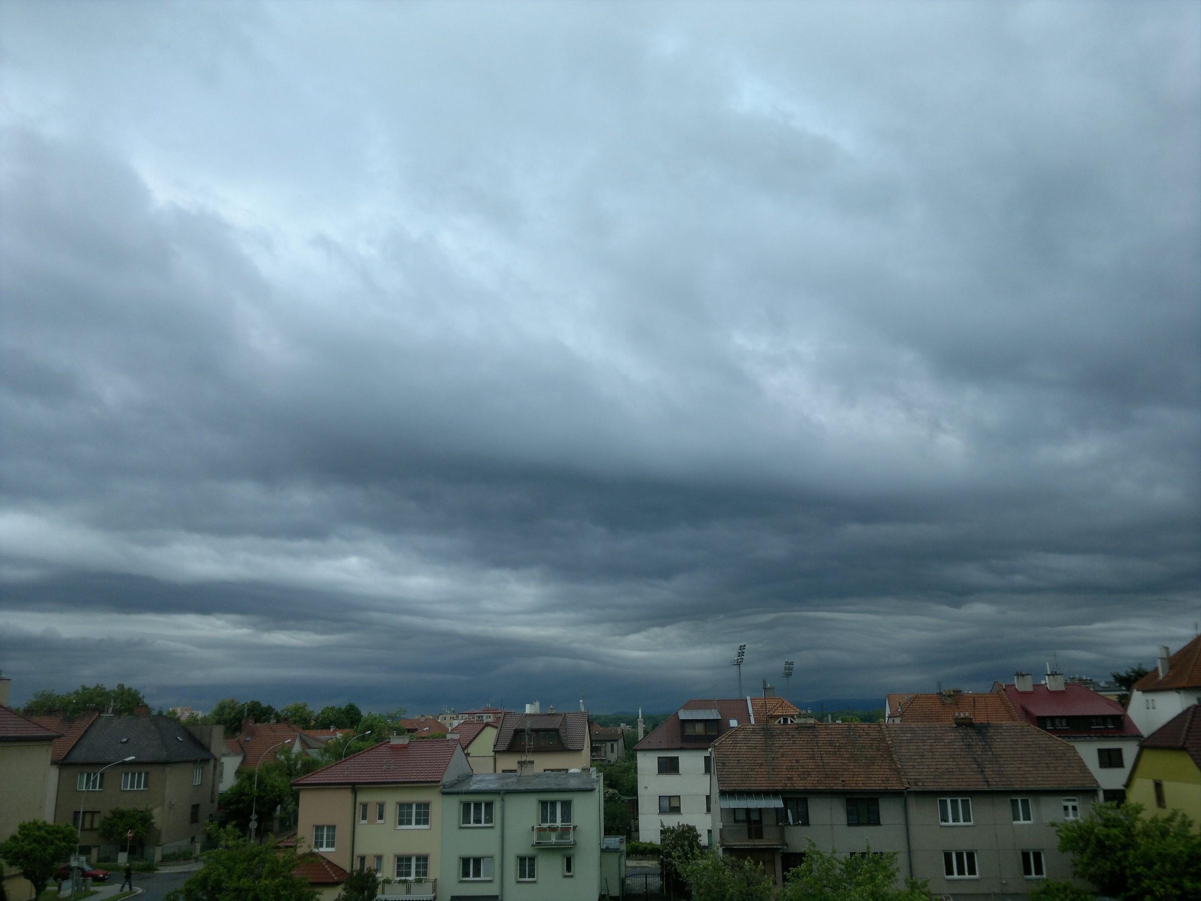 Temno nad Kroměříží
