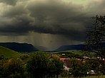 Búrka nad Gombasekom - Silicou