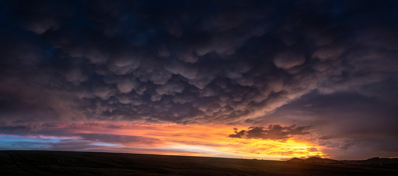 Oblaka Mammatus