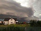 Blížící se bouře