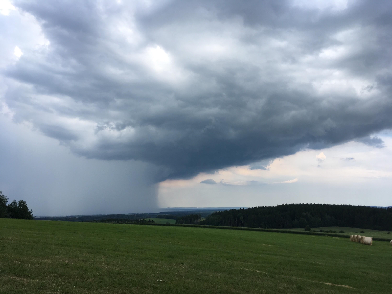 Hranice bouřky