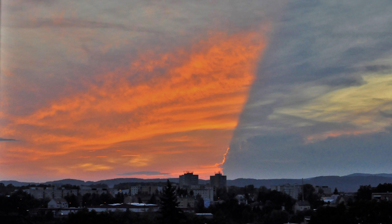 Geometrie v oblacích....