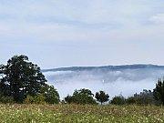 Mlha nad Blanskem