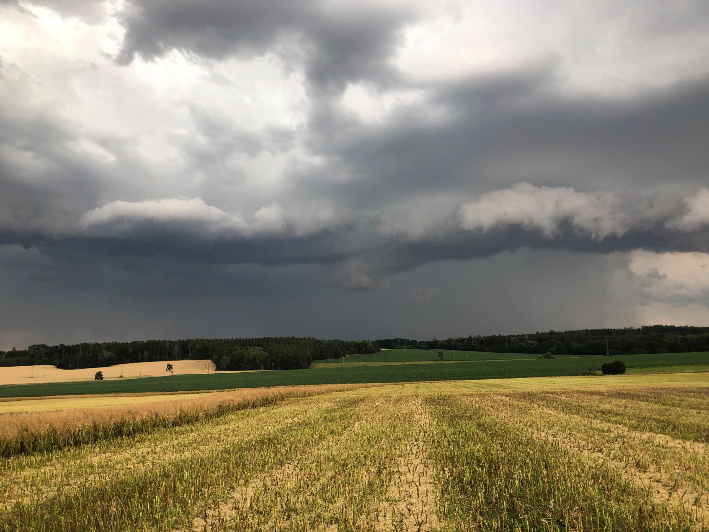 Příchod bouřky