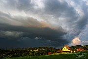 Orografické bouřkové překvapení