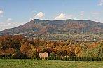 Barvy podzimu na Čeladné