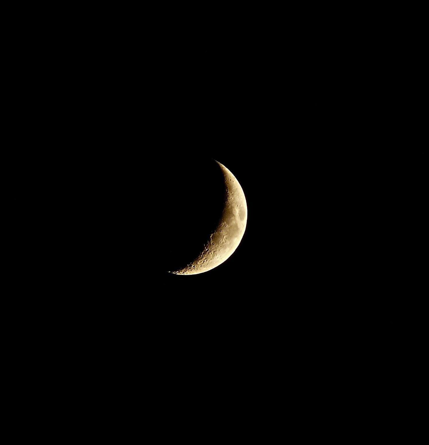 Měsíc nad Plzní