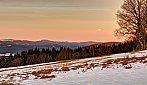 Východ slunce, západ měsíce