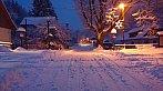 Přesně prvního prosince 23 centimetrů nového sněhu během