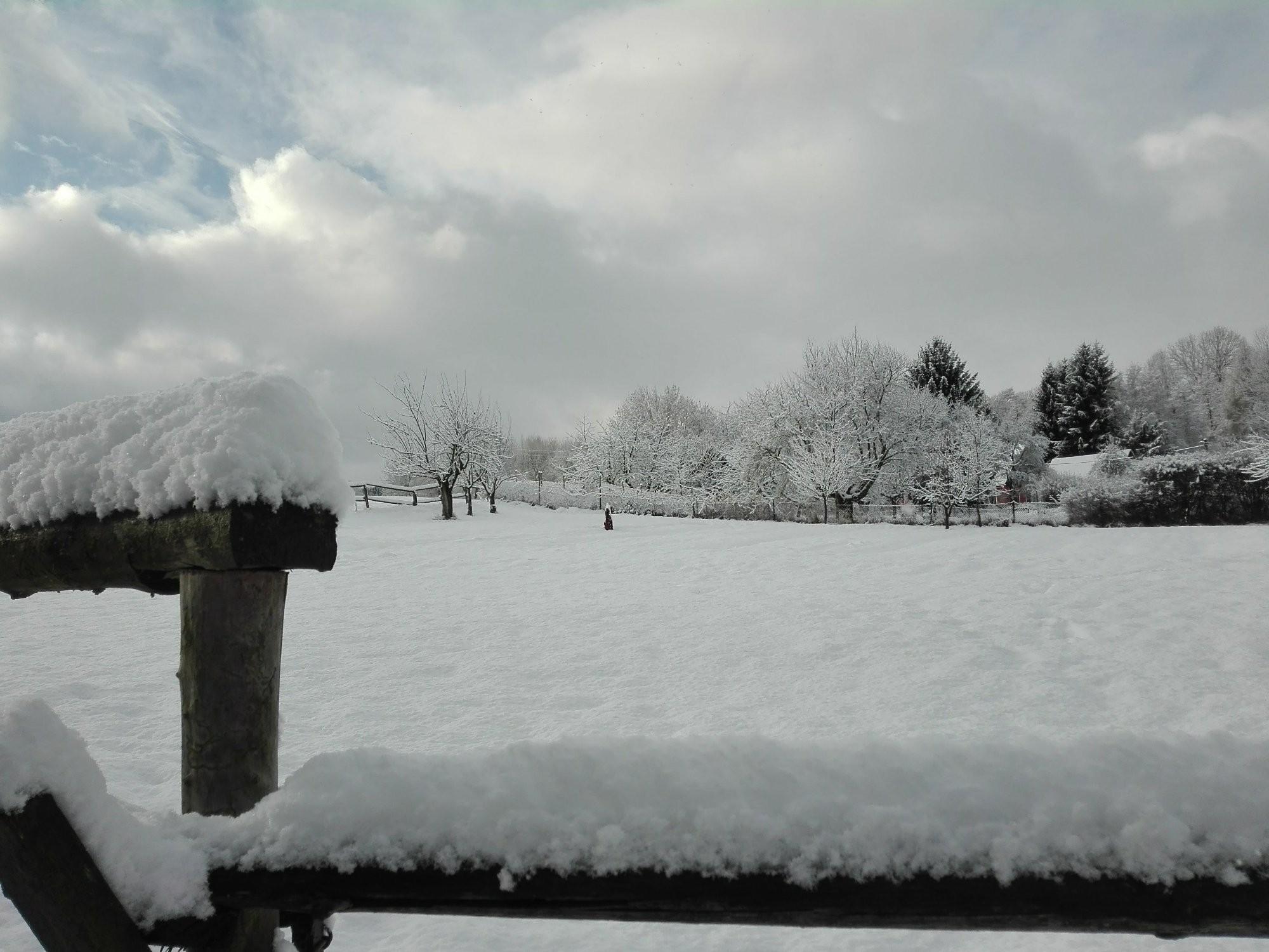 Zima je tu