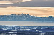 Alpy ze Šumavy - Dachstein