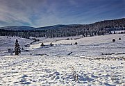 Kepelské Zhůří po sněžení