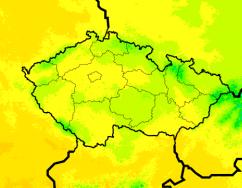 Archiv počasí, klima