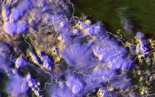 Bouřkový oblak