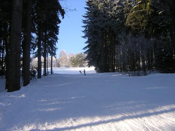 Horní Radouň - Čihadlo