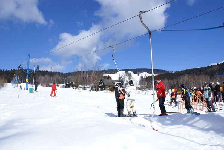 Rokytnice nad Jizerou -  servis Udatný