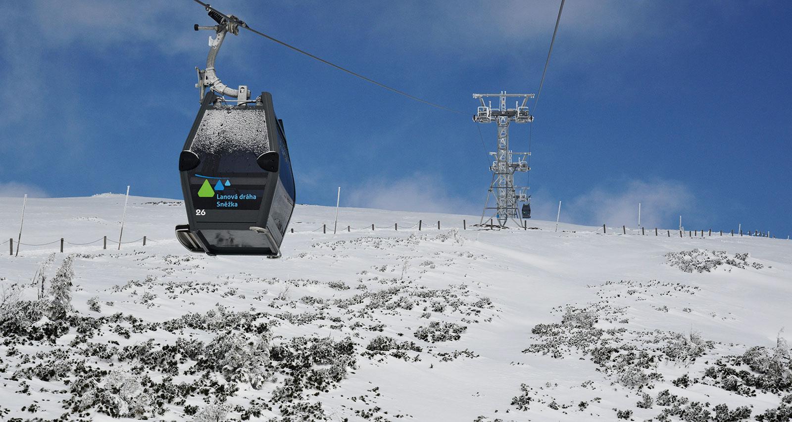 Lanová dráha Sněžka
