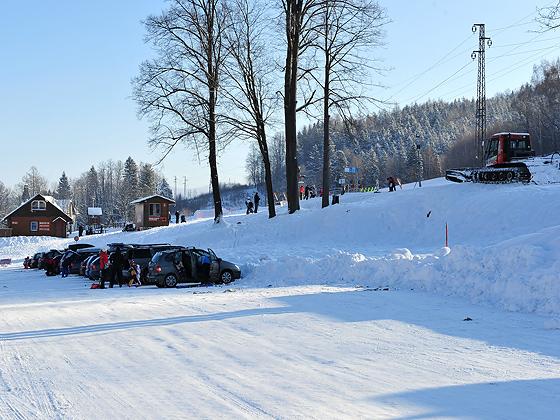 Dolní Lipová - Lázeňský vrch