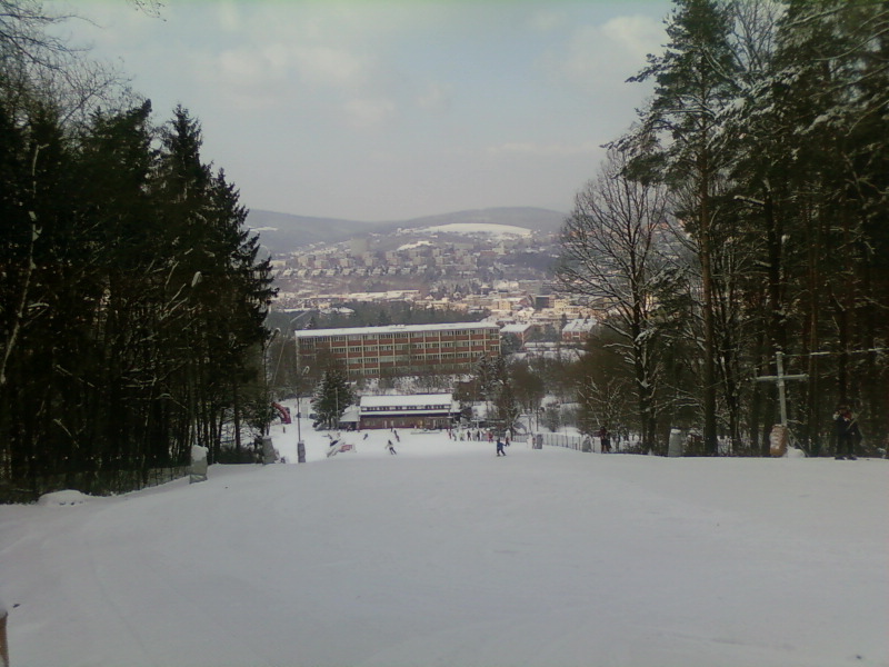 Svah Zlín