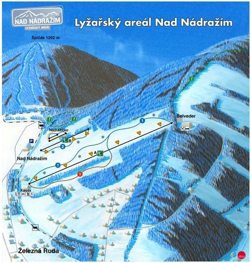 Železná Ruda - Nádraží