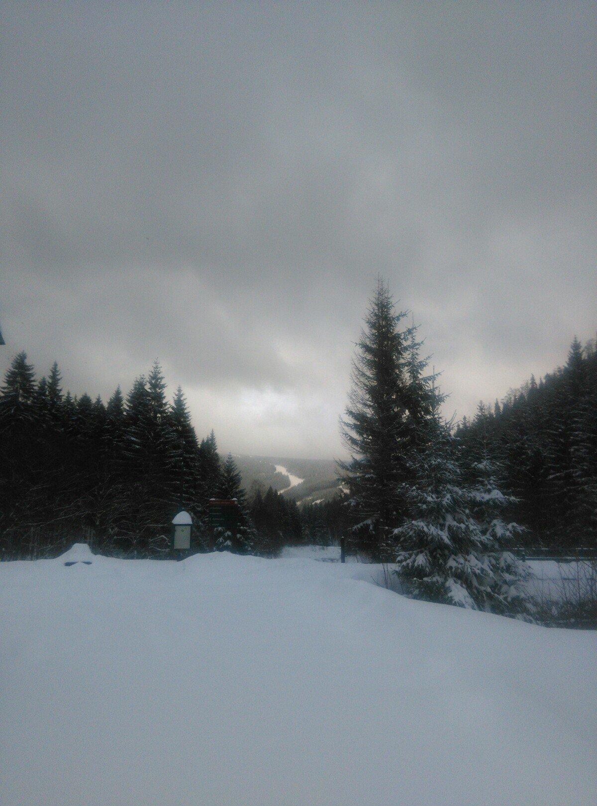 Počasí Špindlerův Mlýn