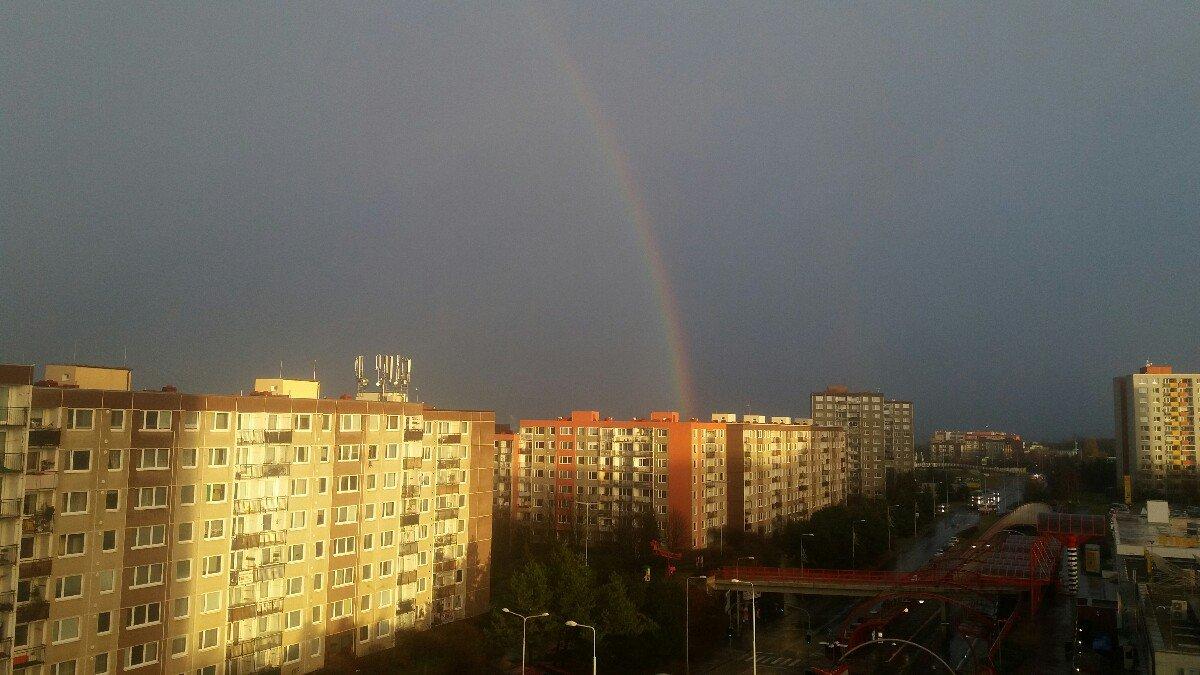 Počasí Praha Barrandov