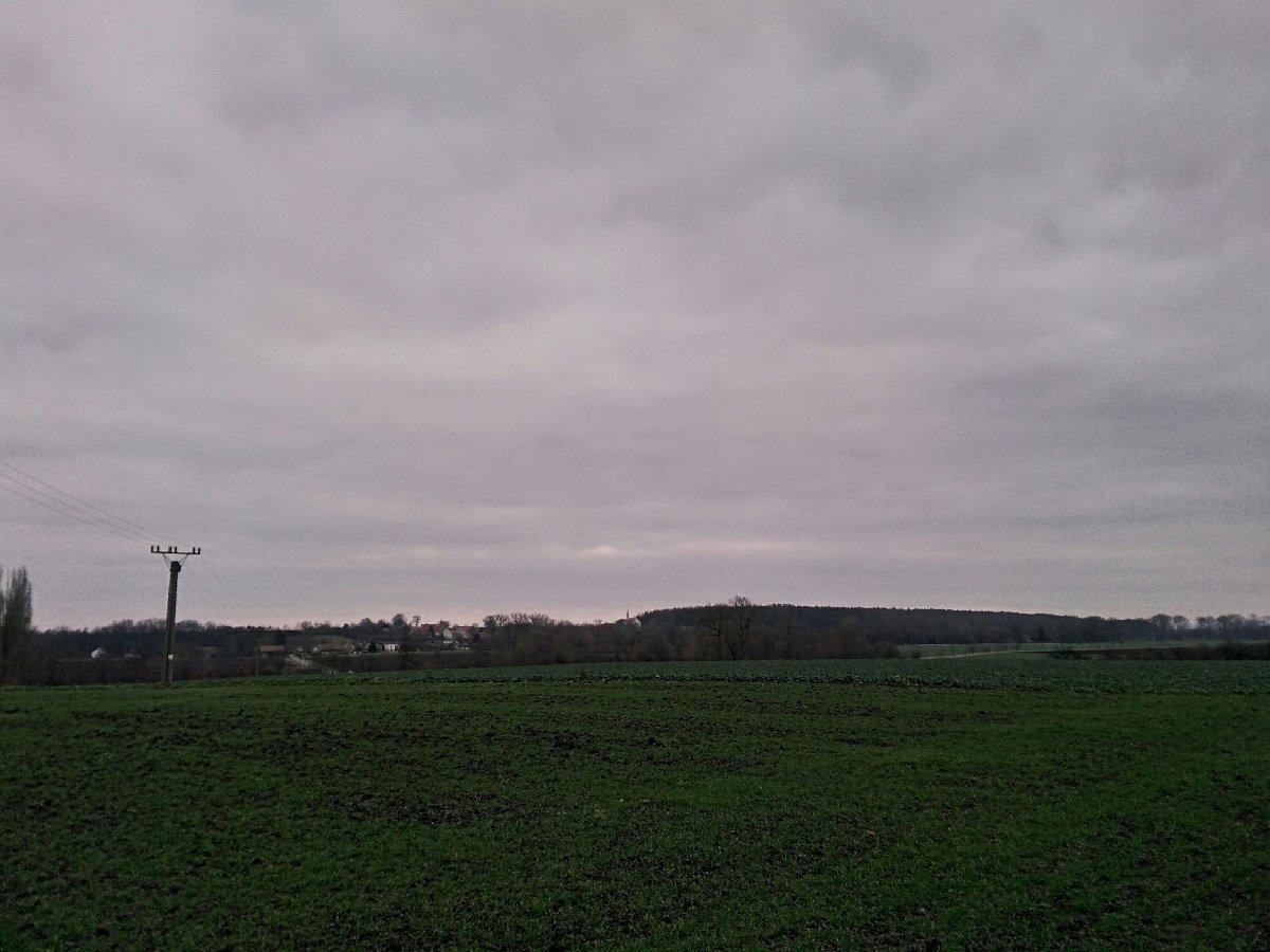 Počasí Vejvanovice