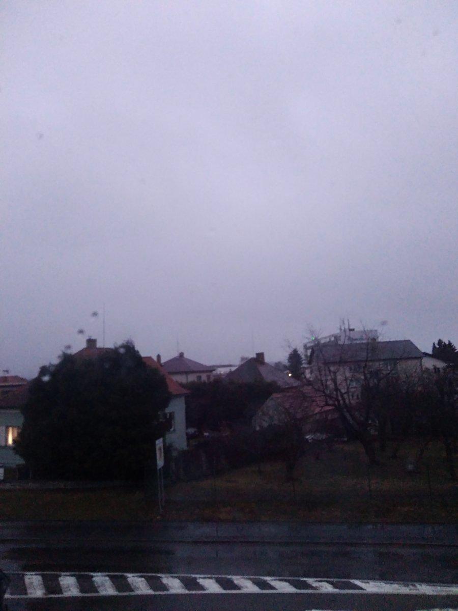 Počasí Pacov