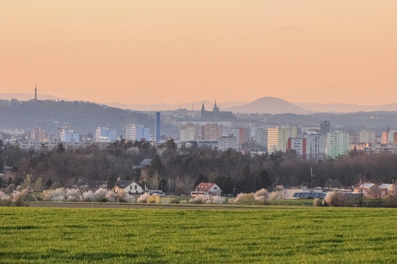 Praha - Točná