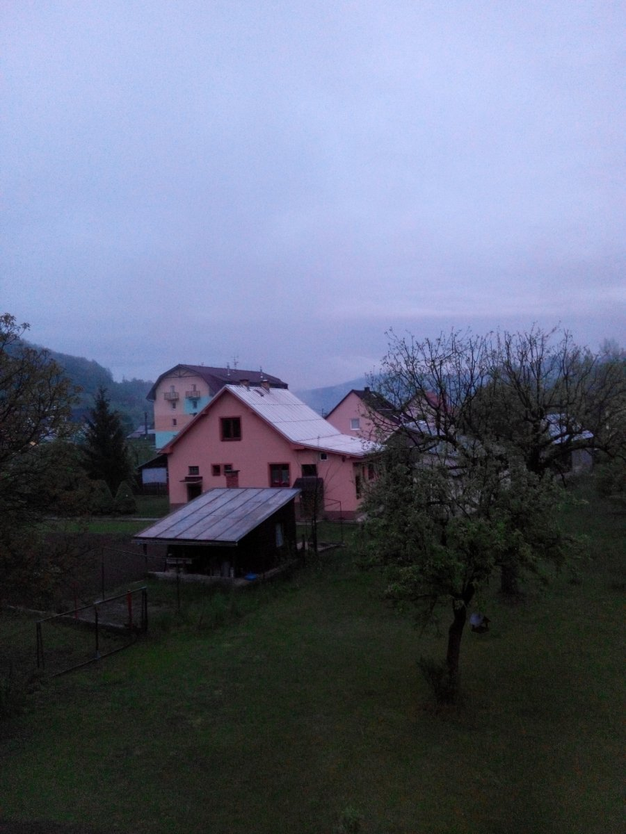 Hvozdnica - Juh, 323m.n.m