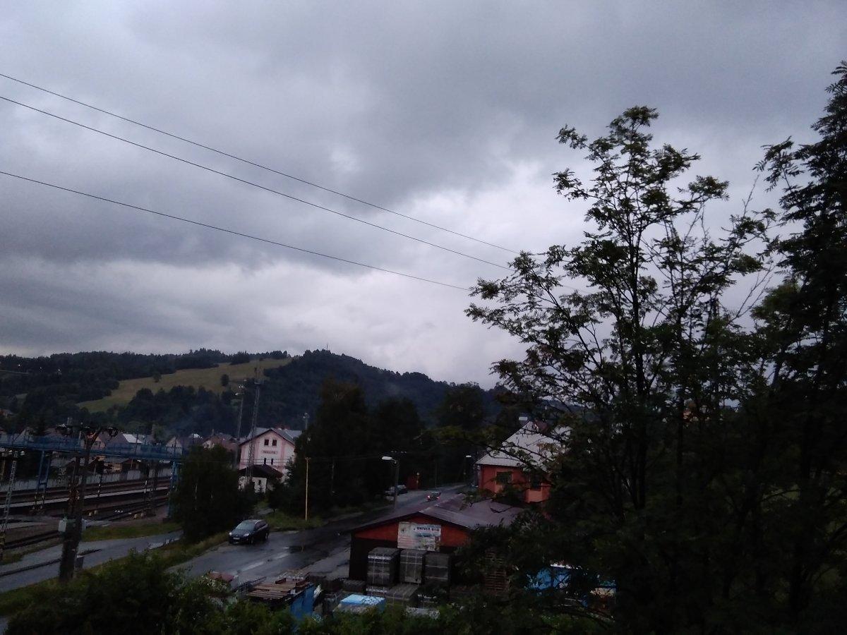 Počasí Skalité